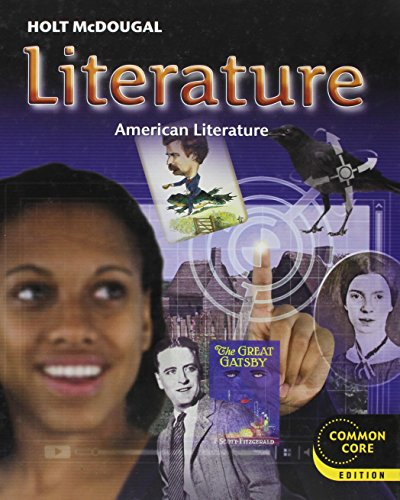Price comparison product image Literature Student Edition Grade 11 (Holt McDougal Literature)