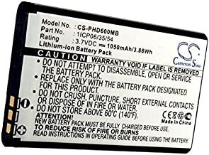 Cameron Rechargeable Replacement 996510033692 996510050728