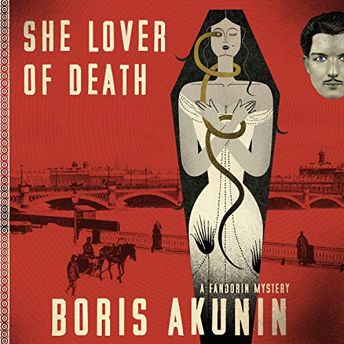 She Lover of Death cover art