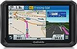Garmin Dezl 770LMT-D - Navegador GPS con mapas de por Vida y tráfico Digital (Pantalla de 7', Mapa Europa Completo)