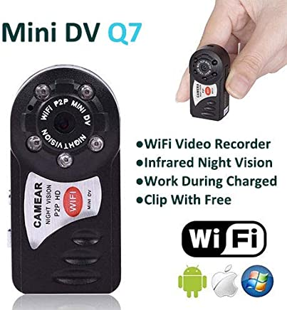 Original md81s WiFi IP p2p Wireless Mini Camera Micro cam Remote Control iOS Android app Camcorder