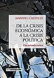 De la crisis económica a la crisis política (LIBROS DE VANGUARDIA)