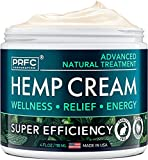 The One Cream You Need - PRFC Hеmp Cream helps ease most types of discomfort, providing a swift and long-lasting soothing effect. Our carefully formulated herbal blend with high-grade hеmp oil is a perfect solution to feel comfortable and relieved du...