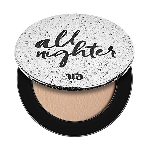 Urban Decay All Nighter Waterproof Setting Powder - Lightweight, Translucent Makeup Finishing Powder - Smooths Skin & Minimizes Shine - Lasts Up To 11 Hours