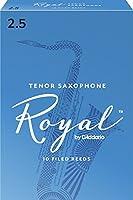 CAムAS SAXOFON TENOR - DエAddario Rico Royal (Caja Azul) (Dureza 2 ス) (Caja de 10 Unidades)