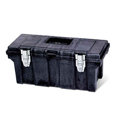 Rubbermaid Commercial Products Tool Box - Black