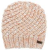 adidas Women's Whittier Beanie, Glow Pink/White Marl, ONE SIZE