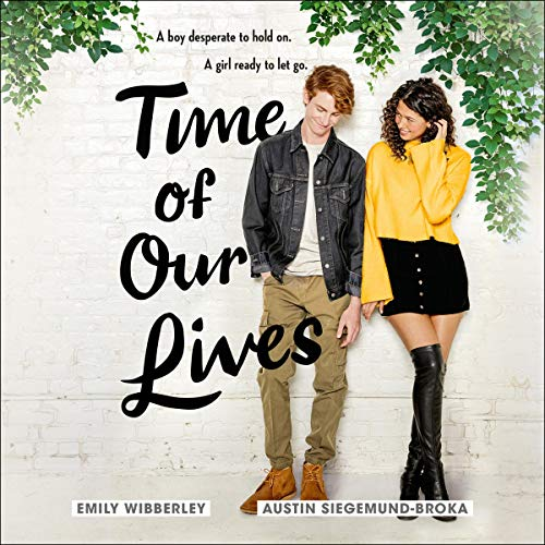 Time of Our Lives cover art