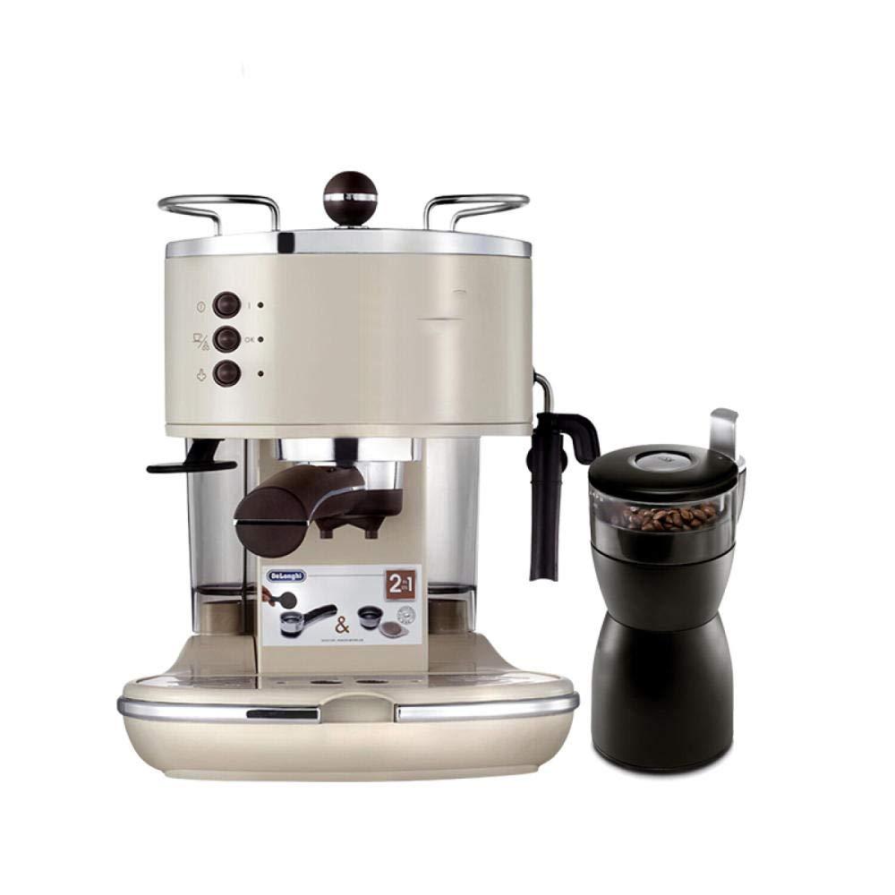 TIANYIJU Cafetera Página De Inicio Máquina De Café Semiautomática ...