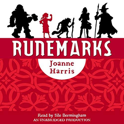Runemarks audiobook cover art