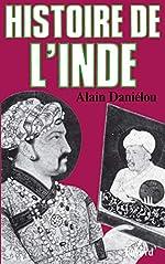 HISTOIRE DE L'INDE d'Alain Daniélou