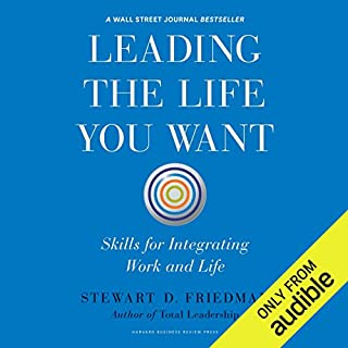 Leading the Life You Want audiobook cover art