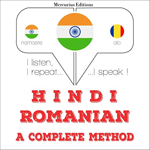Hindi - Romanian. a complete method cover art