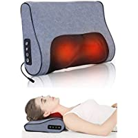 Boriwat Neck Massager Pillow with Heat