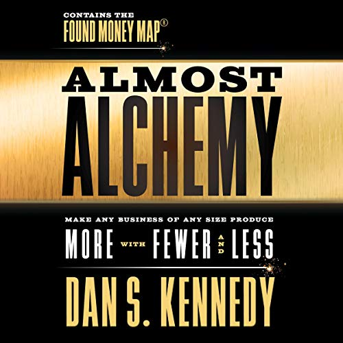 Almost Alchemy cover art