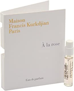 Maison Francis Kurkdjian A LA ROSE Eau de Parfum, 2ml Vial Spray With Card