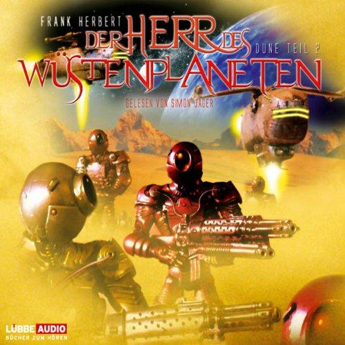 Der Herr des Wüstenplaneten (Dune 2) audiobook cover art