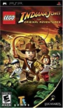 New Lucasarts Sdvg Lego Indiana Jones Video Game Action Adventure Psp Interactive Toy Interesting