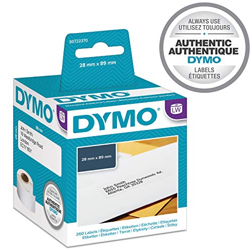 Dymo Address Labels Labels