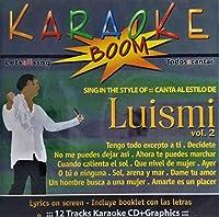 Karaoke: Canta Al Estilo De Luismi 2