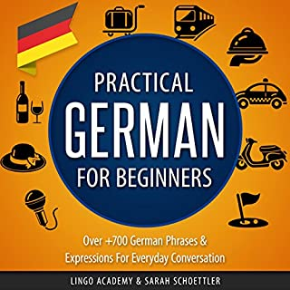 Practical German for Beginners cover art