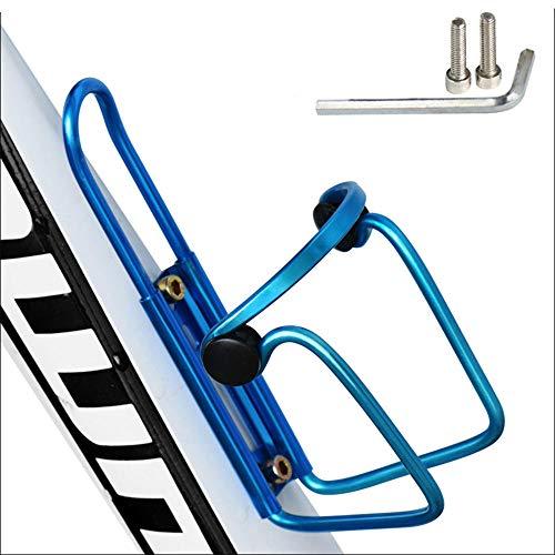 Luty Fiets flessenhouder, hoogwaardige aluminium mountainbike fiets flessenhouder is ideaal voor fietsen, pendelen of andere outdoor-activiteiten