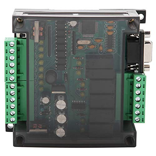 Tarente Uscita DC24V FX1N-14MR Controllo Industriale Consiglio PLC Programmable Logic Controller Relay