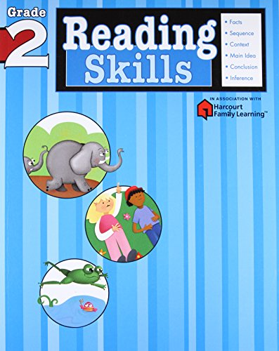 Compare Textbook Prices for Reading Skills: Grade 2 Flash Kids Harcourt Family Learning Workbook Edition ISBN 9781411401143 by Flash Kids Editors