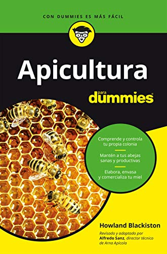 Apicultura para dummies (Sin colección)
