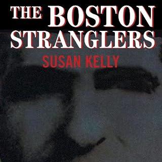 The Boston Stranglers  audiobook cover art