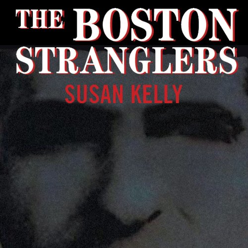 The Boston Stranglers  audiobook cover art