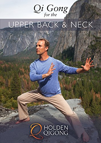 Qigong for Upper Back and Neck Pain Relief with Lee Holden DVD (YMAA) **ALL NEW HD 2018** BESTSELLER