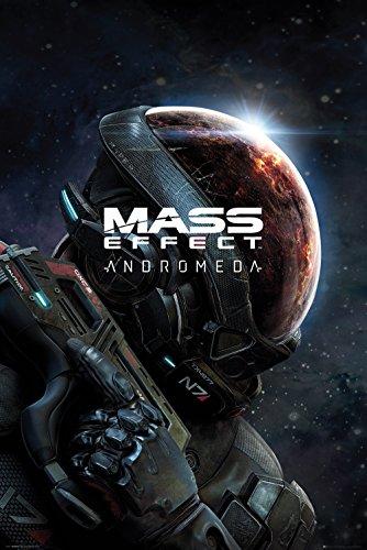 Preisvergleich Produktbild Mass Effect Andromeda - Key Art Poster Standard