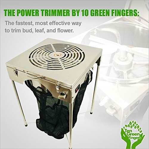 Cheap Ten Green Fingers Motorized Automatic Leaf bud Trimmer