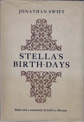 Stella's Birth-Days