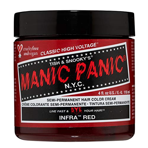 Manic Panic High Voltage Classic Coloration Semi-Permanente 118ml (Infra Red)