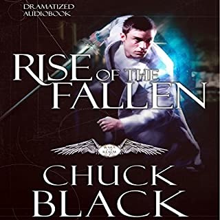 Rise of the Fallen audiobook cover art