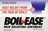 Boil Ease Pain Relieving Ointment, 1 Ounce