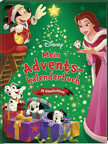 Disney: Mein Adventskalenderbuch (Disney Klassiker)