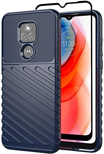 Sucnakp Moto g Play 2021 Case Motorola g Play 2021 Case with Screen Protector Shock Absorption product image