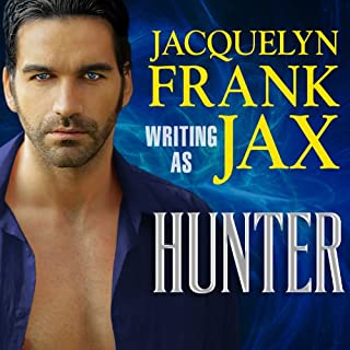 Hunter audiobook cover art