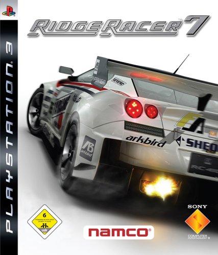 Sony Ridge Racer 7
