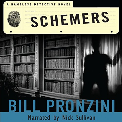 Schemers cover art