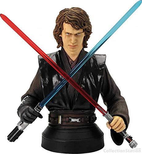 Anakin Skywalker Episode III Mini Bust - 2008 San Diego Comic Con [Toy] image