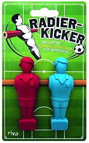 Radier-Kicker: Die lustige Fußball-Challenge für unterwegs