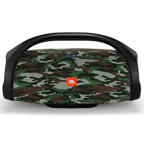 JBL Boombox - Enceinte Bluetooth portable - Son ultra puissant - Modes de son intérieur & extérieur - Autonomie...