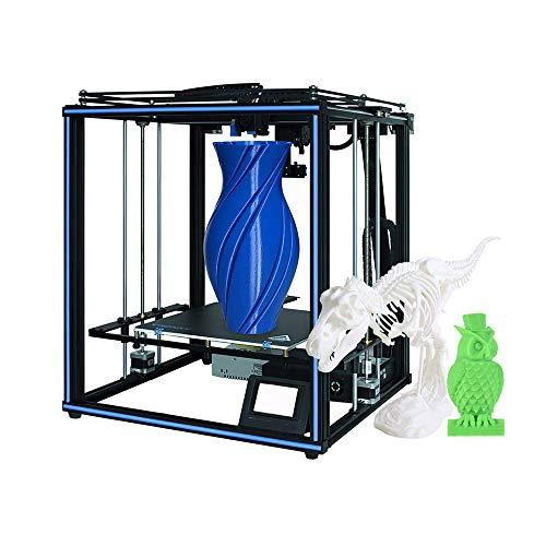 HYDDG Alto Precisión 3D Impresora, Apoyo Auto Arrasamiento ...