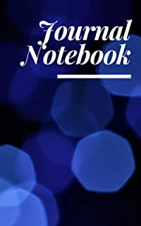 Ruled Notebook - Premium Journal by SimpleNote  : Matt Cover, Acid Free, White Paper, Professional Lined Notebook