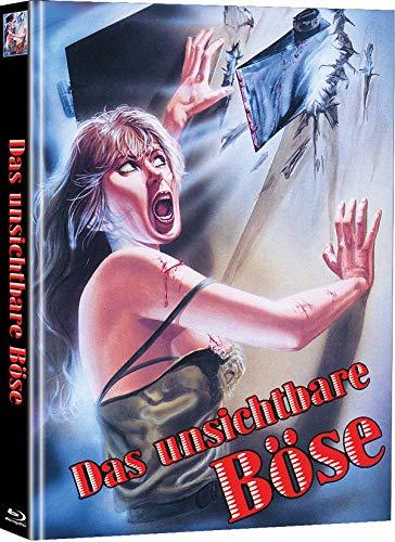 Das unsichtbare Böse - Mediabook - Limited Edition auf 55 Stück (+ Bonus-DVD mit weiterem Horrorfilm) [Blu-ray]