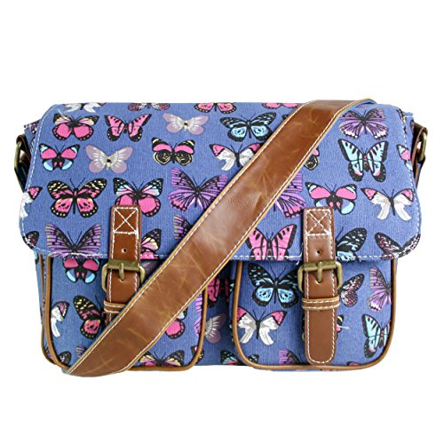 Miss Lulu Messenger-Bags